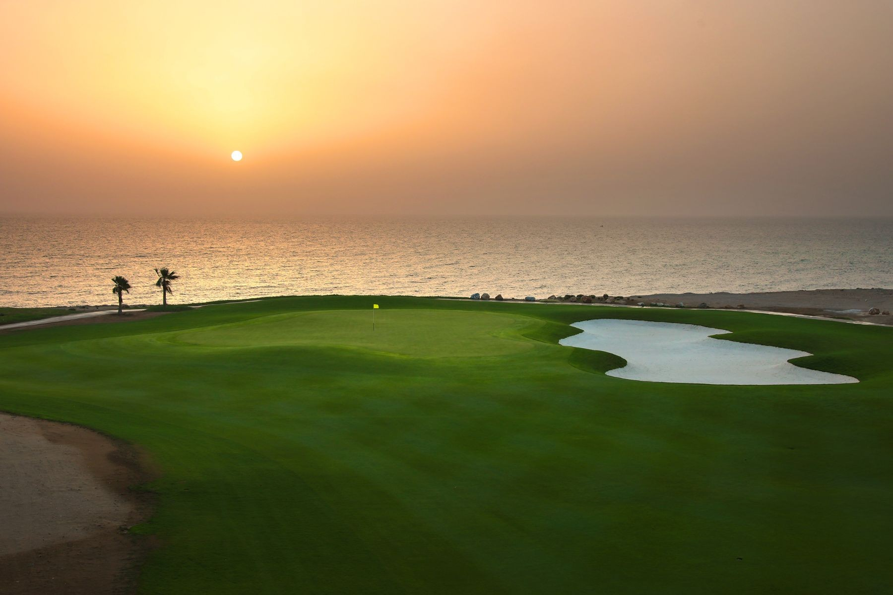 Jebel Sifah Golf Club