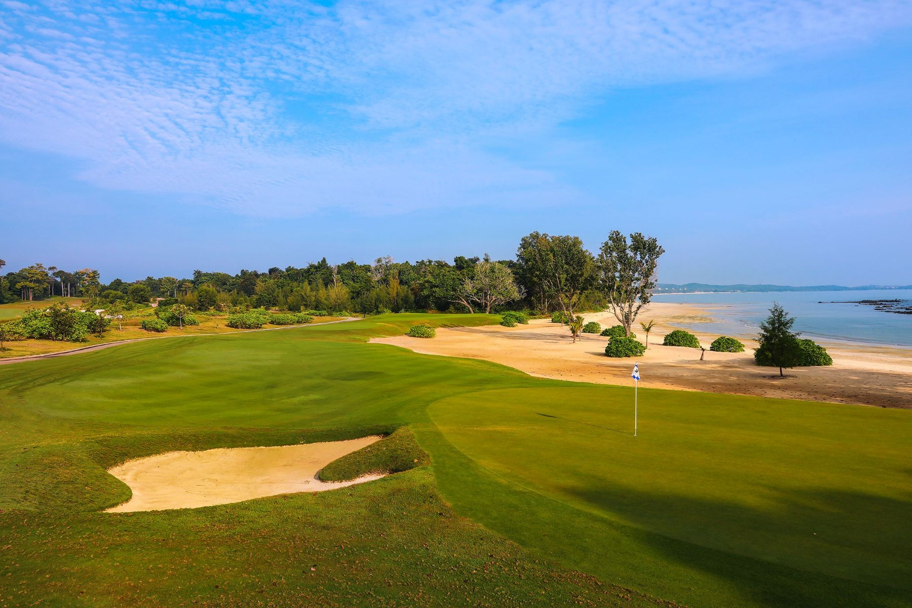 The Els Club Desaru Coast Ocean Course