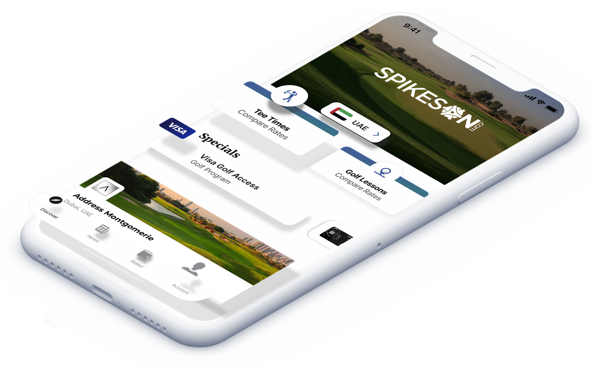 SpikesOn.com App isometric screenshot